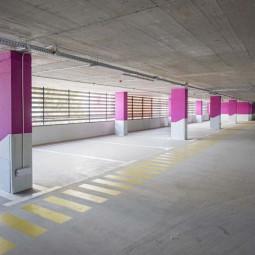 Parkolóházak Szatmárnémetiben