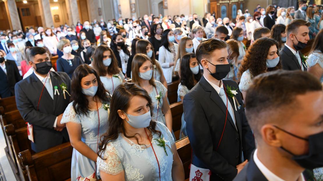 Felicitări absolvenților Liceului Teologic Romano-Catolic Hám János!