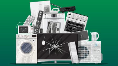 Colectăm selectiv deșeurile electrice și electronice!