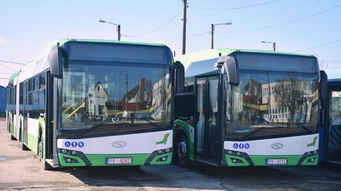 Infrastruktur des öffentlichen Verkehrs