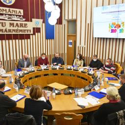 Proiect de hotărâre privind aprobarea Strategiei de dezvoltare a domeniului social în Municipiul Satu Mare 2021-2027