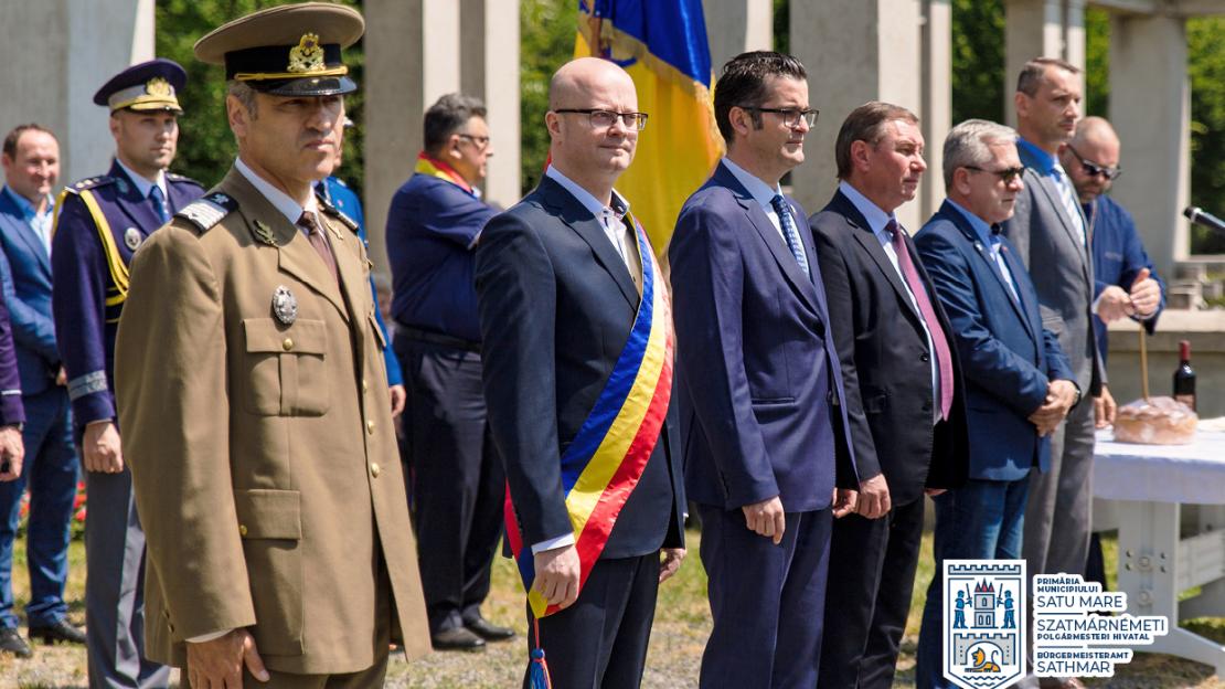 Ziua Eroilor Neamului, marcată printr-un ceremonial militar și religios